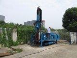 Perforatrice piena della piattaforma di produzione del cingolo dell'ancoraggio della testa di forza idraulica dell'azionamento della parte superiore Mdl-C160