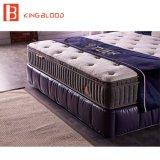 Кровать платформы кровати размера ферзя деревянная для гостиницы