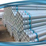 Tubo de acero galvanizado St37 del material de construcción de los tubos del andamio