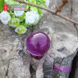 Dsjugglingの紫色のアクリルの接触の魔法のごまかす球(50-200mm)