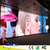 Piscina P5 Cortina de malha de Grade Full Color Display LED para bicicleta Business