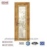 Porte en verre trempé de bonne qualité Profil en aluminium et de la porte de Windows