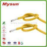Cable certificado VDE del caucho de silicón del precio bajo de la alta calidad
