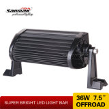 LED  Bar  Offroad  Barra ligera de 36W TUV LED del carro 7 ""