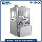 Máquina rotatoria farmacéutica de la prensa de la tablilla de Zp-35D de la planta de fabricación de las píldoras