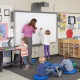 120 '' 16 Punt USB Infrarode Interactieve Whiteboard voor het Onderwijs