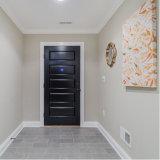 Fácil de instalar a porta de madeira Infilling MDF impermeável/porta de madeira