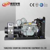 Aprire il tipo generatore diesel di energia elettrica di 750kVA con il motore della Perkins