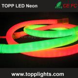 미터 온난한 백색 LED 네온 지구 빛 당 120 LED