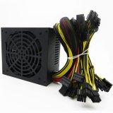 de Levering van de Macht van de Mijnbouw van de Mijnwerker GPU Bitcoin van de 1600W1800W 2000W 2400W 110V 220V AC Input PSU