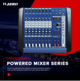 7 EQ banda dupla e 1 Stereo Audio Mixer Digital