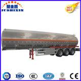 Gooseneck-Typ Aluminiumkraftstofftank/Tanker-Sattelschlepper