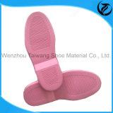 Sola especial cor-de-rosa de venda quente de EVA Sole/EVA do teste padrão