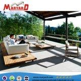 標準的なファブリックソファーのセットされた/贅沢な様式の屋外のソファーの家具の/Outdoorファブリック家具