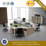 工場価格の家具L形ワークステーションオフィスの区分(HX-8N3012)