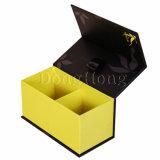 Diverso rectángulo cosmético de la impresión en color que empaqueta con la funda de papel