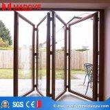 Portello di vetro di alluminio materiale decorativo disponibile nel servizio dell'India