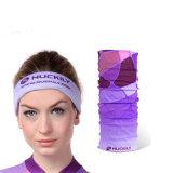 흡수하십시오 땀 이음새가 없는 UV 다기능 관 목 스카프 (YH-HS402)를