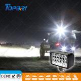 Rectángulo de 6 pulgadas de 45W LED Spot Trailer de la luz de conducción