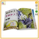 Libro de tapa blanda/Impresión de libros de enlace de coser