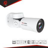 H. 265/H. 264 5MP 소형 안전 CCTV Netowrk IP PTZ 탄알 비데오 카메라