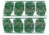 6層の携帯電話HDI PCBのボードの製造業PCBデザインプロトタイプサーキット・ボード