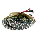 신호 정지 지점 지속 전송 유연한 LED 테이프 빛