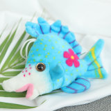 Het Gevulde Stuk speelgoed van Trigonus van de pluche Vissen