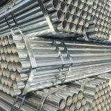 Строительных материалов ASTM A53 расписание 40 оцинкованной стали труба, Gi стальные трубы Zn покрытие 60-400г/м2 с высоким качеством, Dn100X3.5mm оцинкованные стальные трубы
