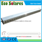 Tubulure non-pressurisée de capteur solaire pour la piscine