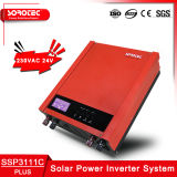 Изменения Синусоиды инвертор с 40A контроллер солнечной энергии