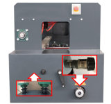 Automatischer gewölbter Kasten, der Maschine Jhx-2800 klebend sich faltet