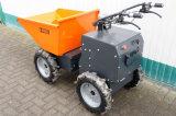 Giro facile elettrico del caricatore 4WD del giardino della riga della barra di potere dello scaricatore di potere verde mini