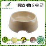 Neuer Entwurfs-Bambusfaser-Nahrung für Haustiere/trinkende Filterglocke (YK-P6005)