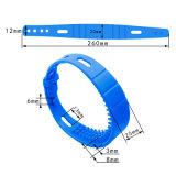 Comfortabele Slimme Band RFID voor de Identificatie van de Patiënt van het Ziekenhuis