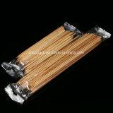 Macchina avvolgitrice di incenso di bambù del bastone della macchina imballatrice di flusso del bastone di incenso
