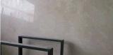 Mattonelle di marmo beige reali delle lastre