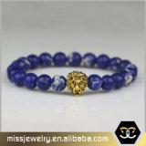 Homosexuelles Löwe-Charme-Raupe-Armband für Männer Mjb040