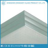 3-25mmのセリウムの公認の明確で平らな印刷の緩和された安全ガラス