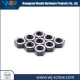 Personnalisée Forme hexagonale en acier de haute qualité de l'écrou de vis