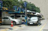 Système simple de stationnement de véhicule de poste