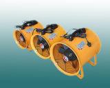 Orange Farben-axialer Gebläse-Flügelgebläse-elektrischer Ventilator-Wand-Ventilator
