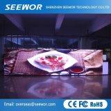 Prix favorable P5mm Affichage LED Couleur Intérieure