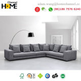 Европейский современный дизайн гостиной диван ткани (HC-R561)