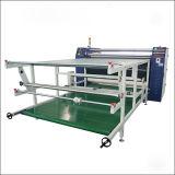 1000*3500mm Drehwärme-Presse-Maschine für Gewebe-Drucken