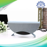 Haut-parleur superbe stéréo sans fil portatif de Bluetooth de côté de pouvoir de la basse 2000mAh