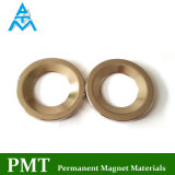 Ring D42 Dauermagnet mit Neodympraseodymium-magnetischem Material