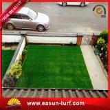 Césped artificial de interior y al aire libre al por mayor del sintético de la alfombra de la hierba