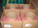 O trançado de fibra de vidro borracha de silicone fio resistente ao calor