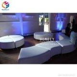 침대이 딸린 연회 가죽 소파는 공장 도매를 디자인한다